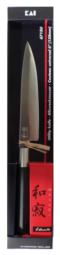 Wasabi Allzweckmesser 15cm