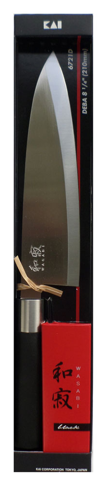 Wasabi Deba Fleisch-Messer 21cm