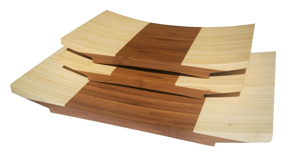 Sushi Tablett Set 3tlg.
