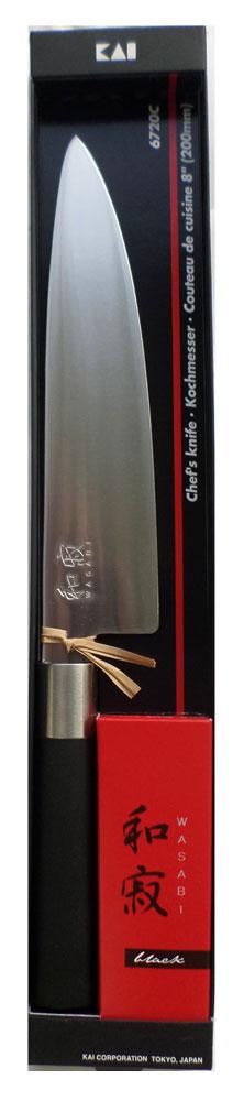 Wasabi Chef Kochmesser 20cm