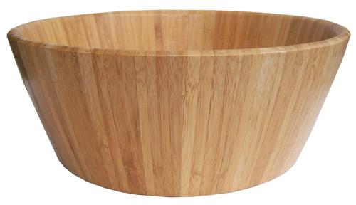 extra gro e sch ssel schale aus massivem bambus xl. Black Bedroom Furniture Sets. Home Design Ideas