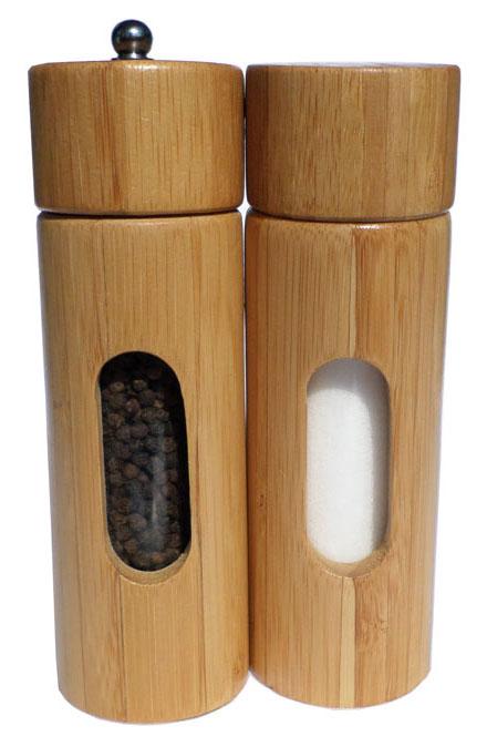 pfefferm hle salzstreuer mit set keramik mahlwerk. Black Bedroom Furniture Sets. Home Design Ideas