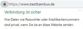 trust webshop