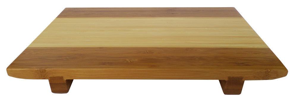 sushi geschirr brettchen set aus bambusholz. Black Bedroom Furniture Sets. Home Design Ideas
